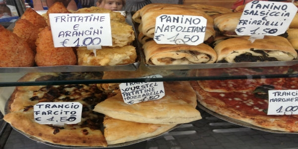 Ancient Heart of Naples Stroll with Local Street Food Tastings - small group tour