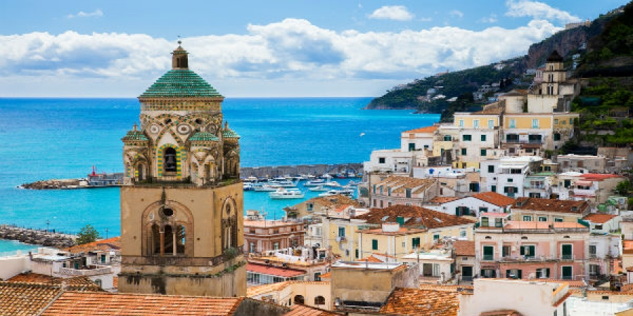 From Sorrento - Best of the Amalfi Coast with Mozzarella and Limoncello Tasting – small group tour