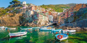 From Cinque Terre - Freedom Tour for those who want to let themselves go and fully enjoy the natural beauty of the region