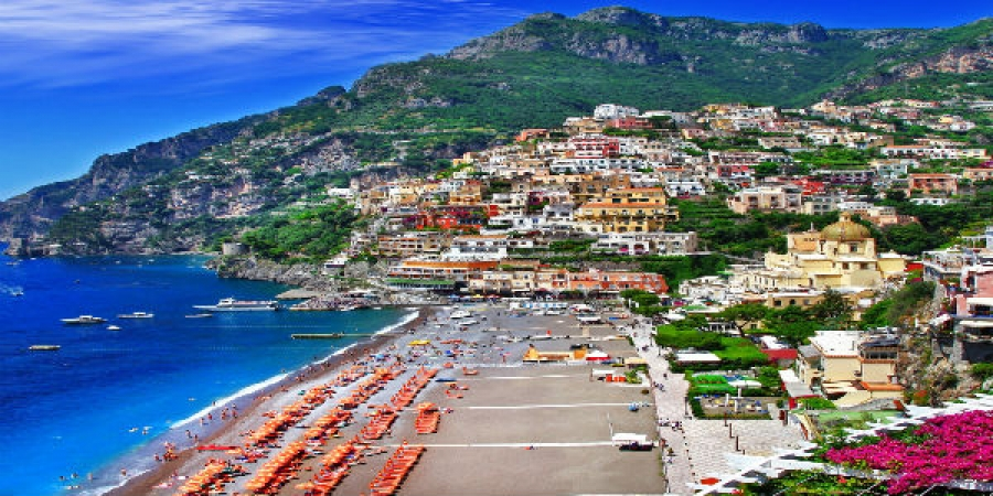 From Naples - Best of Amalfi Coast Tour with Local Cheese Tasting and Shopping – small group tour