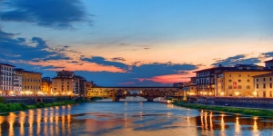 Florence Sunset Walking Tour - private tour