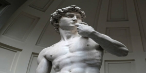 Food Tasting Tour + Visit to Accademia Gallery (Statue of David) – private tour