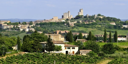 Siena, San Gimignano & Chianti small group tour with wine and lunch