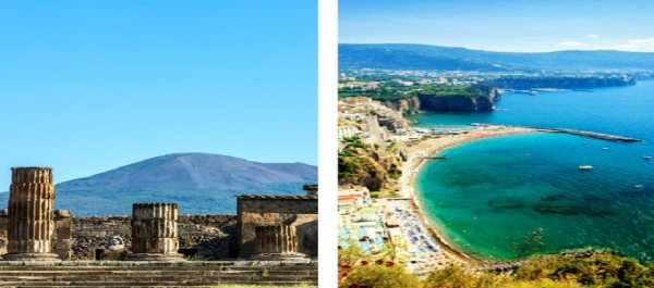 From Naples - VIP Pompeii & Sorrento Tour – small group tour