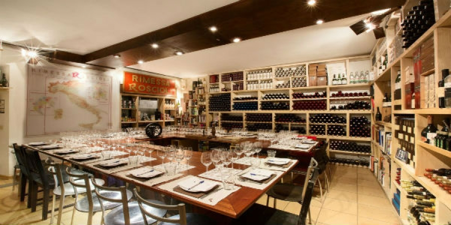 Gourmet Wine Tasting and Food Pairing Class - small group experience