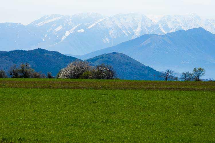 Don't Go to the Abruzzo in Springtime