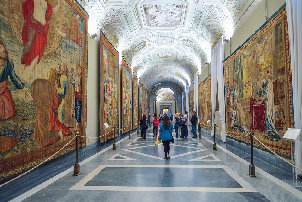 L Amp B Italian Tours Sistine Chapel Vatican Museums And St