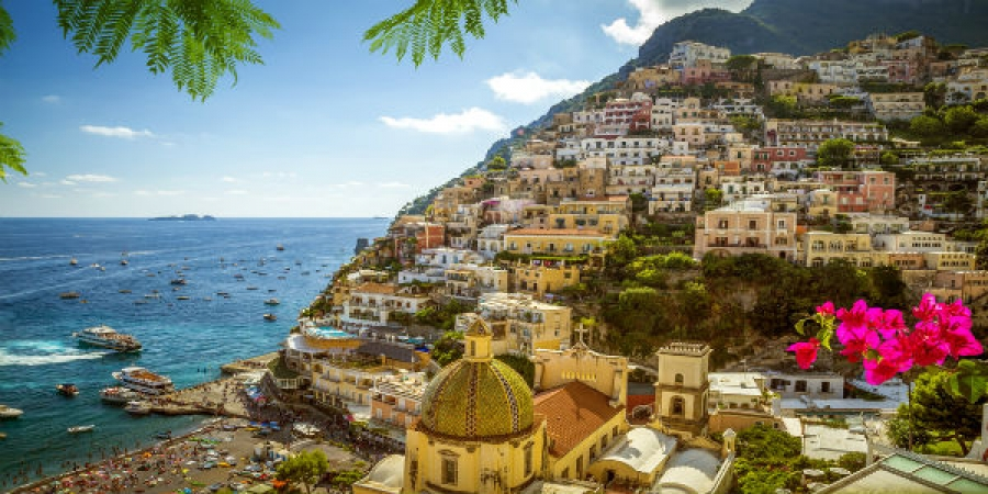 Small Group Tour to the Amalfi Coast, Departing from Sorrento