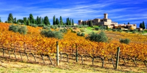 Tuscany Castle Tours with Chianti Wine Tasting - small group tour