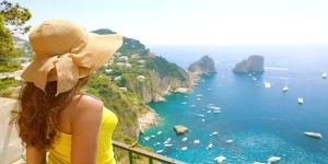 Day Tour of Capri and Anacapri, departing from Sorrento - group tour