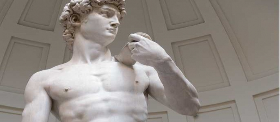1 Hour with David - Accademia Gallery Tour - small group walking tour