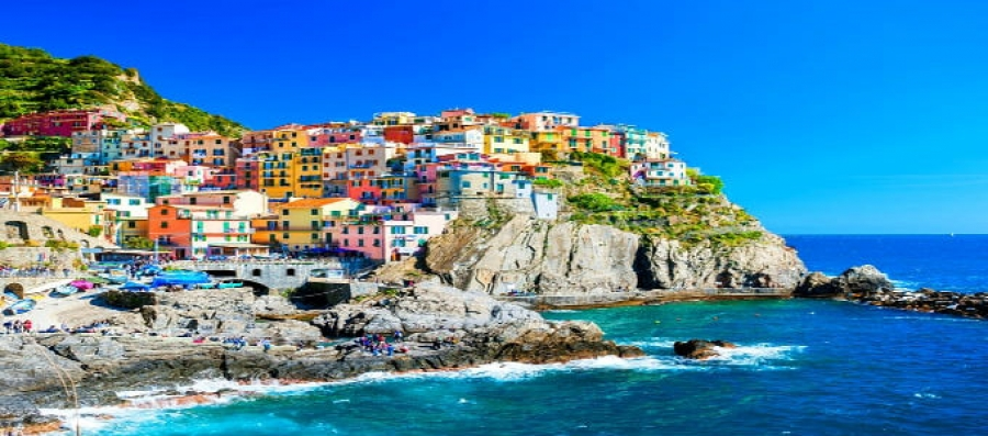 From Florence to Cinque Terre & Portovenere in One Day small group tour