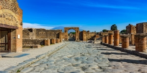 New - Half-Day Tour to the Archeological area of Pompeii, departing From Sorrento - small group tour