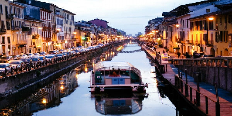 Milan Regional Food & Wine Experience on the Ancient Canals - small group tour