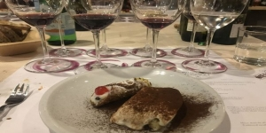 Wine and Food Tasting Dinner - small group experience