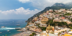 VIP Amalfi Coast Tour from Rome by High-Speed Train with Mozzarella Tasting- small group tour