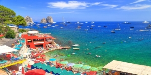 Day Tour from Sorrento to Capri/Anacapri – private tour