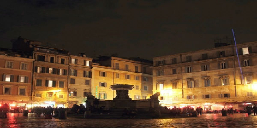 Trastevere stroll with Exclusive Private Dinner at a Villa - small group tour