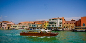 Best of Venice with St. Mark's Square & Water Taxi Boat Ride - semi-private tour