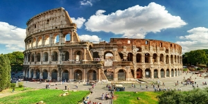 Restricted Areas Belvedere Top Levels Colosseum Tour - small group tour