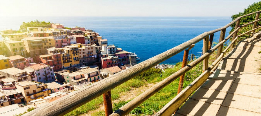 From Cinque Terre - Dynamic Tour where you can participate in outdoor adventure activities