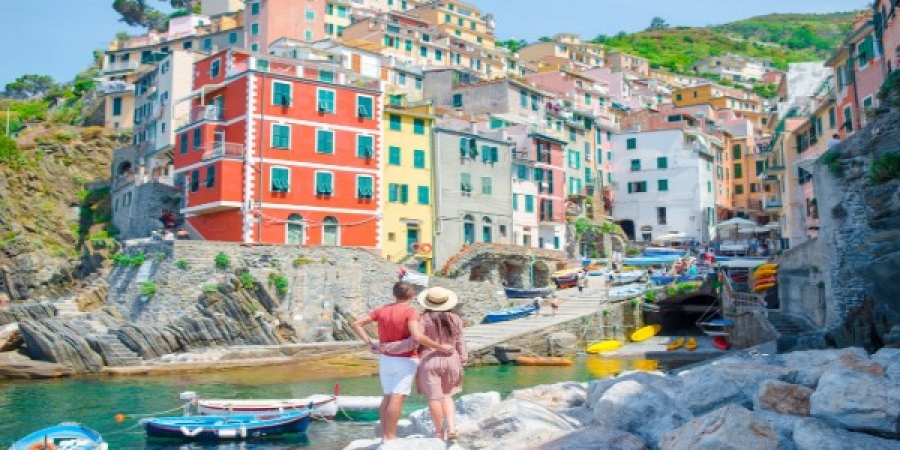 Day Trip from Milan to Cinque Terre and Portovenere - small group tour