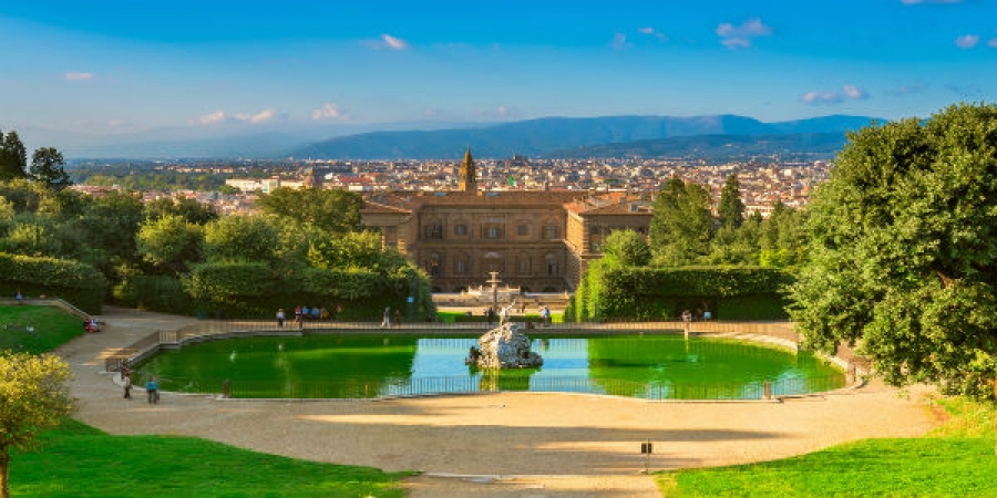 Palatine Gallery and Boboli Gardens - Discovering the most authentic part of Florence - private tour