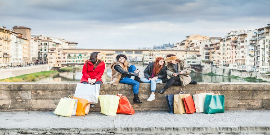 Personal Shopping Experience in Florence - private tour
